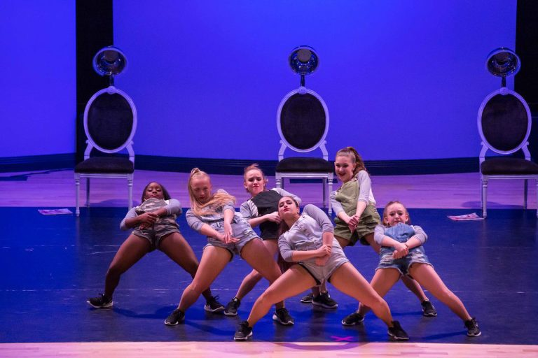 hip hop dance in ocala photo